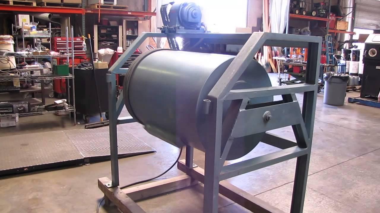 mesin barrel