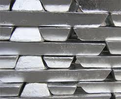 zinc alloy ingots