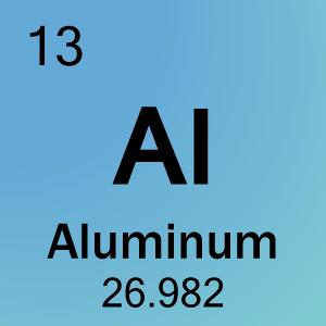 Aluminum-symbol