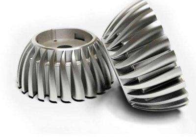 aluminium-gear